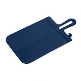 Доска разделочная Snap L, 46х24 см, синяя 3251585 Koziol