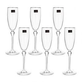 Набор бокалов для шампанского Amarante (190 мл), 6 шт L8084 Cristal D Arques