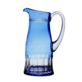 Кувшин Heaven Blue (1.2 л), голубой 65467/51218/48214 Ajka Crystal