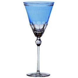 Рюмка для ликера Heaven Blue (70 мл), голубая 1/64119/51218/48214 Ajka Crystal