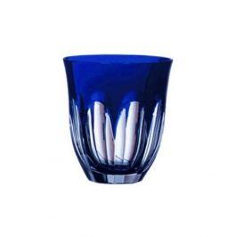 Стакан низкий Loreley (320 мл), синий 1/64592/51354/48332 Ajka Crystal