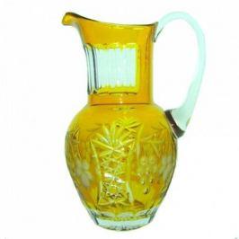 Кувшин Grape (1.2 л), янтарный amber/64571/51380/48359 Ajka Crystal