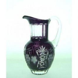 Кувшин Grape (1.2 л), аметист amethyst/64571/51380/48359 Ajka Crystal