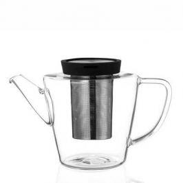 Чайник заварочный Infusion с ситечком (1.2 л), черный V27801 Viva Scandinavia