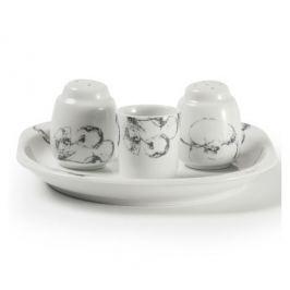 Набор для специй Black Apple, 4 пр 009104 2241 Tunisie Porcelaine