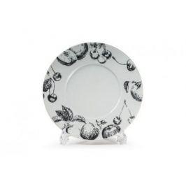 Тарелка Black Apple, широкий борт, 31 см 830631 2241 Tunisie Porcelaine