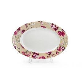 Блюдо овальное Liberty, 35 см 531235 2150 Tunisie Porcelaine