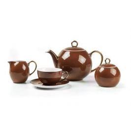 Сервиз чайный Monalisa Rainbow Or, 15 пр 559511 3126 Tunisie Porcelaine