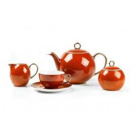Сервиз чайный Monalisa Rainbow Or, 15 пр 559511 3127 Tunisie Porcelaine