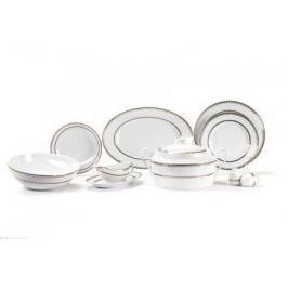Сервиз столовый Princier Platine, 25 пр 539825 1801 Tunisie Porcelaine