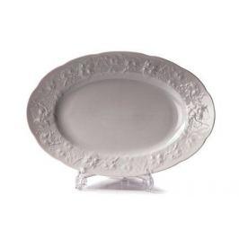 Блюдо овальное Vendange, 28 см 691228 Tunisie Porcelaine