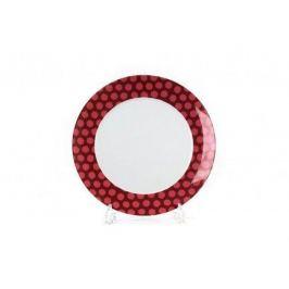 Блюдо круглое Isis Малина, 31 см 830631 2255 Tunisie Porcelaine