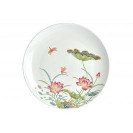 Тарелка плоская Лотос, 25 см 00000080753 Royal Aurel