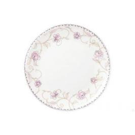 Тарелка плоская Нежность, 25 см 00000077681 Royal Aurel