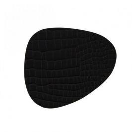 Подстаканник фигурный, 11x13 см, черный 98884 Lind Dna