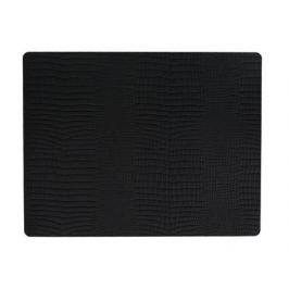 Подстановочная салфетка прямоугольная, 35x45 см, черная 98326 Lind Dna