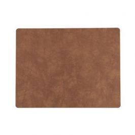 Подстановочная салфетка прямоугольная, 35x45 см, коричневая 982481 Lind Dna