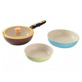 Набор сковород Trigemini с керамическим покрытием, 24 см, 5 пр. 2481 Gipfel