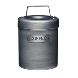 Емкость для хранения кофе Industrial Kitchen, 10.5х17 см, серая INDCOFFEE Kitchen Craft