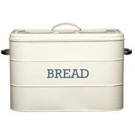 Хлебница Living Nostalgia, 24х21.5х25 см, белая LNBBINCRE Kitchen Craft