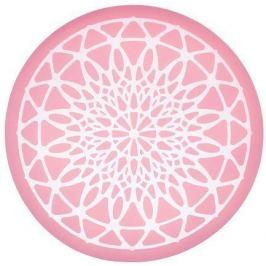 Силиконовый коврик-трафарет, 9 см, розовый SDILACEMAT10 Kitchen Craft