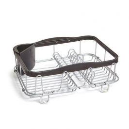 Сушилка для посуды Sinkin, 28х14х47 см, черная 1004292-047 Umbra