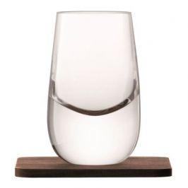 Набор шотов на подставках Whisky (80 мл), 2 шт. G1213-03-301 LSA International