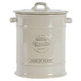 Емкость для хранения печения Pride of Place Cool Grey, 16x21.5 см, серая 18099 T&G