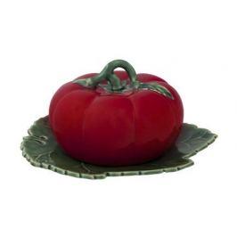 Масленка с крышкой Томат, 20x18х4.5 см BOR65007111 Bordallo Pinheiro