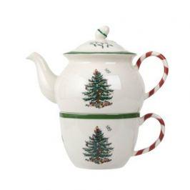 Набор чайный Эгоист Рождественская ель (450 мл) SPD-XT5324-X Spode