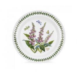 Тарелка обеденная Наперстянка, 25 см PRT-BG05052-34 Portmeirion