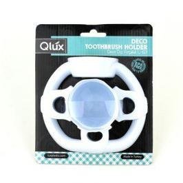 Органайзер для зубных щеток и пасты настенный, 14.5х13х11 см L617 Qlux
