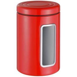 Контейнер для хранения с окошком Classic Line (2 л), красный 321206-02 Wesco