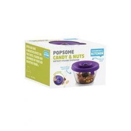 Емкость для хранения орехов и сладостей (0.45 л), фиолетовый 2830860 Tomorrow's Kitchen