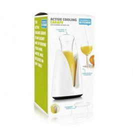 Графин для быстрого охлаждения напитков VacuVin (1 л) 3645260 Tomorrow's Kitchen