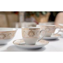 Сервиз чайный Riad Or, 27 пр. 6409515 1853 Tunisie Porcelaine