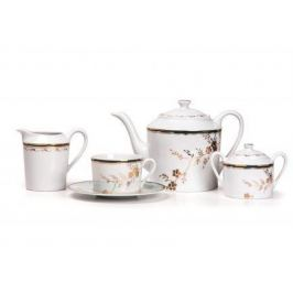 Сервиз чайный Zen, 15 пр. 839510 2130 Tunisie Porcelaine
