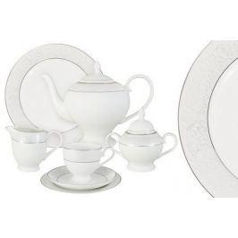 Чайный сервиз Мелисента на 12 персон, 40 пр. AL-14-310_40-E5 Anna Lafarg