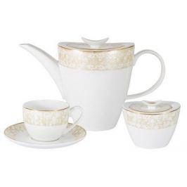 Чайный набор Сияние, 14 пр. AL-20182310_14-E10 Anna Lafarg