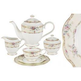 Чайный сервиз Сан Марино на 6 персон, 21 пр. AL-M1744_21-E9 Anna Lafarg