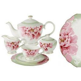 Чайный сервиз Заря на 6 персон, 21 пр. AL-M1836_21-E9 Anna Lafarg