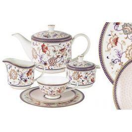 Чайный сервиз Королева Анна на 6 персон, 21 пр. AL-M1929_21-E9 Anna Lafarg
