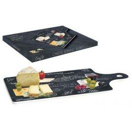 Доска разделочная Мир сыров, 34.5х18 см R2S898_WOCH-AL Easy Life (R2S)