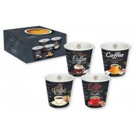 Набор чашек для эспрессо (80 мл), 4 шт R2S1016_ICTT-AL Easy Life (R2S)