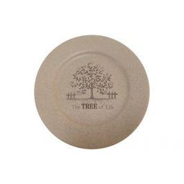 Обеденная тарелка Дерево жизни, 26 см TLY802-1-TL-AL Terracotta