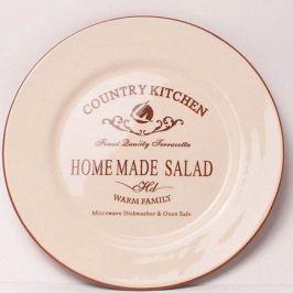 Закусочная тарелка Кухня в стиле Кантри, 21 см TLY802-2-CK-AL Terracotta