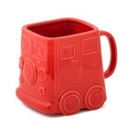 Кружка Van, 9.8х9.5х12.5 см, красная 26641 Balvi