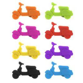 Маркеры для бокалов Scooter, 3.5х1.6х0.8 см, 8 шт. 25896 Balvi