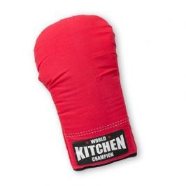 Прихватка для горячего Boxing Champ, 28х17х3 см, красная 26153 Balvi