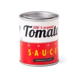 Таймер механический Tomato Sauce, 5.8х7 см, красный 26627 Balvi